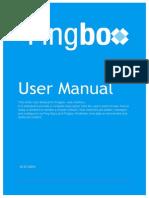 Fingbox User Manual
