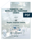 cal_municipal transportation commission_handbook for bicyclist and pedestrian counts_summary