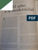 Horacio Salas - estudio preliminar de la revista martín fierro