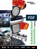 Automotive Electrical Accessories Catalogue 2012 Ashdown Ingram