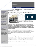 cal_ucb_toward 'healthier' (safer) pedestrianism -- four-year san francisco pedsafe project_pedsafe