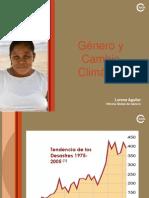 Género & CC - Lorena Aguilar - 17Nov14