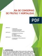 INSDUSTRIA CONSERVAS Y FRUTAS.