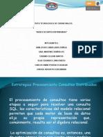 Procesamiento de Consultas Distribuidas