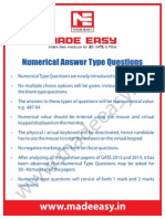432650793Numerical Answers Question (1)