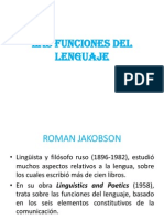 Funciones Del Lenguaje... Vid.