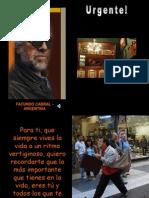 Urgente (Facundo Cabral)