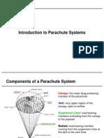 Parachutes Lecture