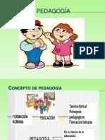 pedagogía guatemala