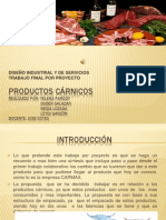 Productos Cárnicos Trabajo Final Video