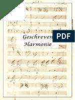 Geschreven Harmonie - Samenvatting (Deel 1)