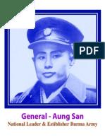 Aung San (A3 Size)