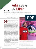 A Favela Sob o Julgo Da Upp