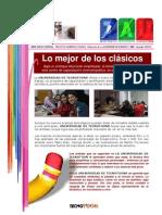 Tau 2010 Folleto Informativo