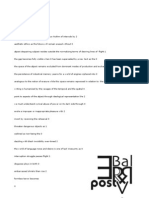 PostVerbal Manifesto
