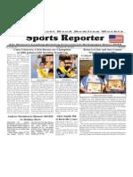 November 19 - 25, 2014 Sports Reporter