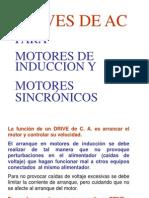 Drive Sac motores