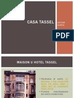 Casa Tassel- Victor Horta