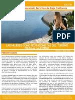 Las Mujeres Como Protagonistas Del Turismo en Baja California