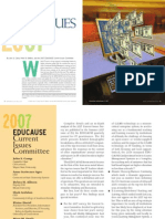 EduCause Top Ten IT Issues 2007
