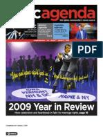 dcagenda.com - vol. 2 issue 1 - january 1, 2010