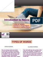Introductions to nouns