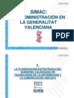 La gestión de procesos en el Ayuntamiento de Valencia