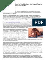APDDA Ha Denunciado La Zoofilia, Para Que España No Se Transforme En Un Santuario Del