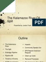 the kalamazoo river oil spill