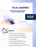 Practical Auditing Rev. 0