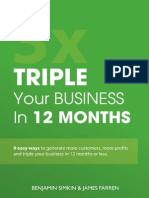 Triple Your Business in 12 Months