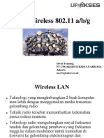 Modul Wireless, Mikrotik