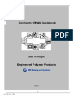Contractor EHS Guidebook United Technologies Corporation
