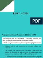 CPM Y PERT