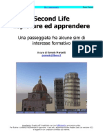 Second Life - Esplorare e apprendere
