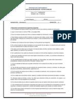 Examen Tercer Parcial Informatica 2