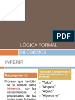 Curso Logica Formal Silogismos