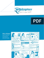 What is Whispler?