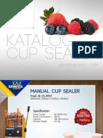 e Katalog Cup Sealer New