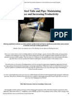 Miller - Welding Stainless Steel Tube and Pipe_ Maintaining Corrosion Resistance and Increasing Productivity
