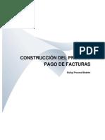 Pago Facturas Construccion