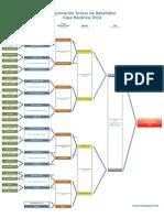 Programación Torneo Babyfútbol Semifinales 2014.Xlsx