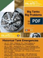 Big Tanks Big Problems