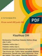 Metabolisme Karbohidrat Pada DM