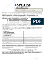 KIPP STAR- 2010-11 Student Lottery Application- Spanish