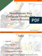 InfoPLC Net Configuracion VersaPro