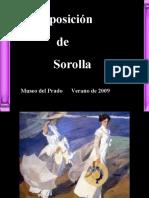EXPOSICIÓN DE SOROLLA