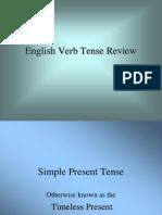 Verb Tense5 Revision8fr4r65