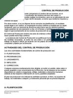 Control de La Producción