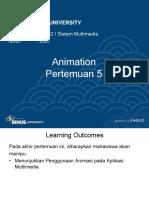 5 - Animasi